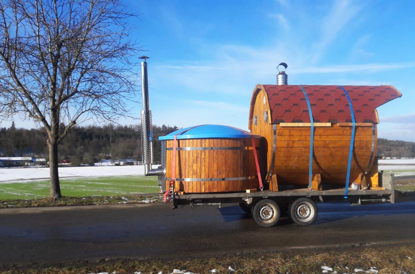 sauna whirlpool straße